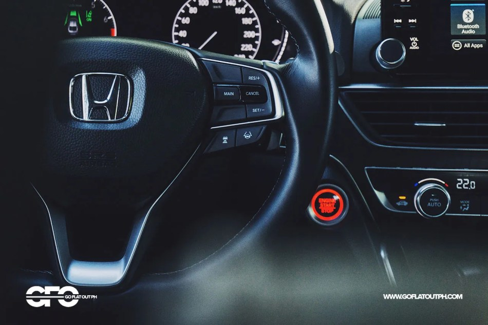 2020 Honda Accord 1.5 EL Turbo Push Button Start