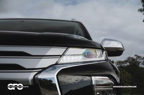 2020 Mitsubishi Montero Sport GT 2WD LED Headlights