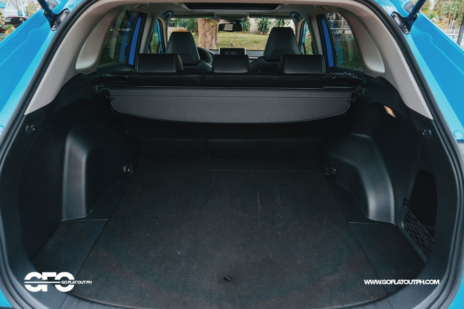 2020 Toyota RAV4 2.5 LTD Trunk Space