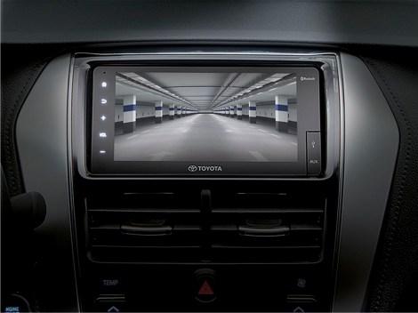 2021 Toyota Vios 1.5 G Interior