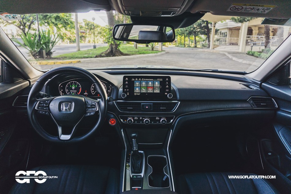 2020 Honda Accord 1.5 EL Turbo Interior
