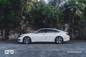 2020 Honda Accord 1.5 EL Turbo Side Profile