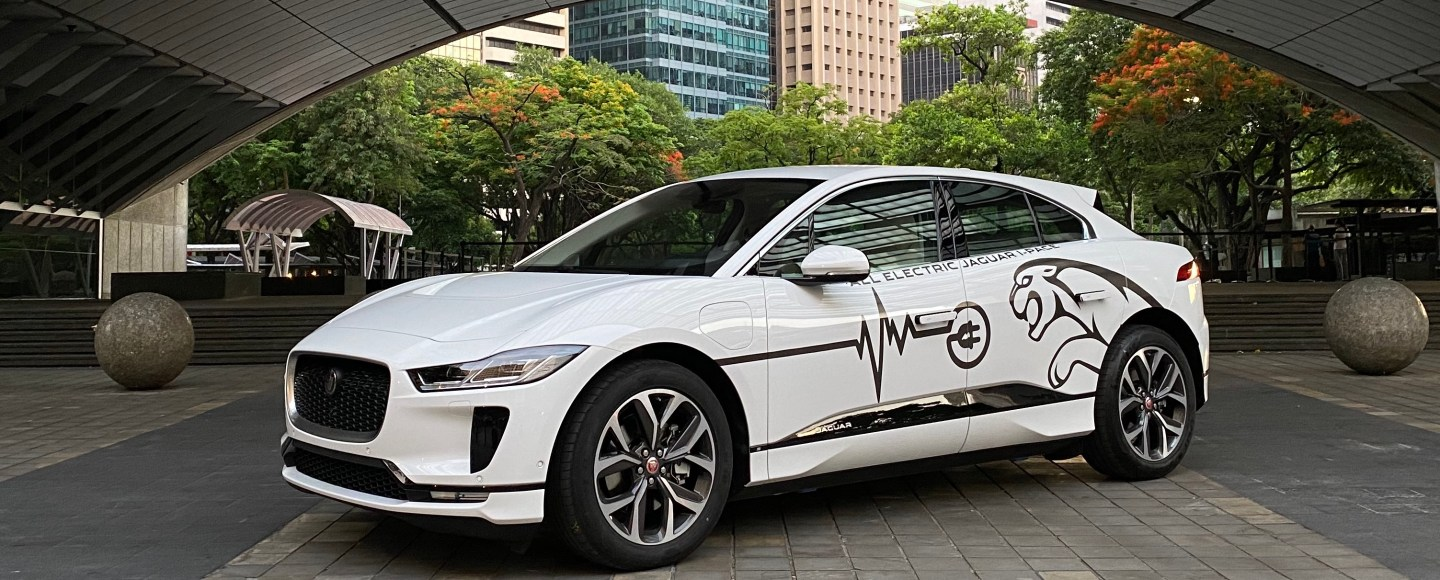 All-Electric Jaguar I-Pace SUV Is Now On Sale In PH For P7.590M