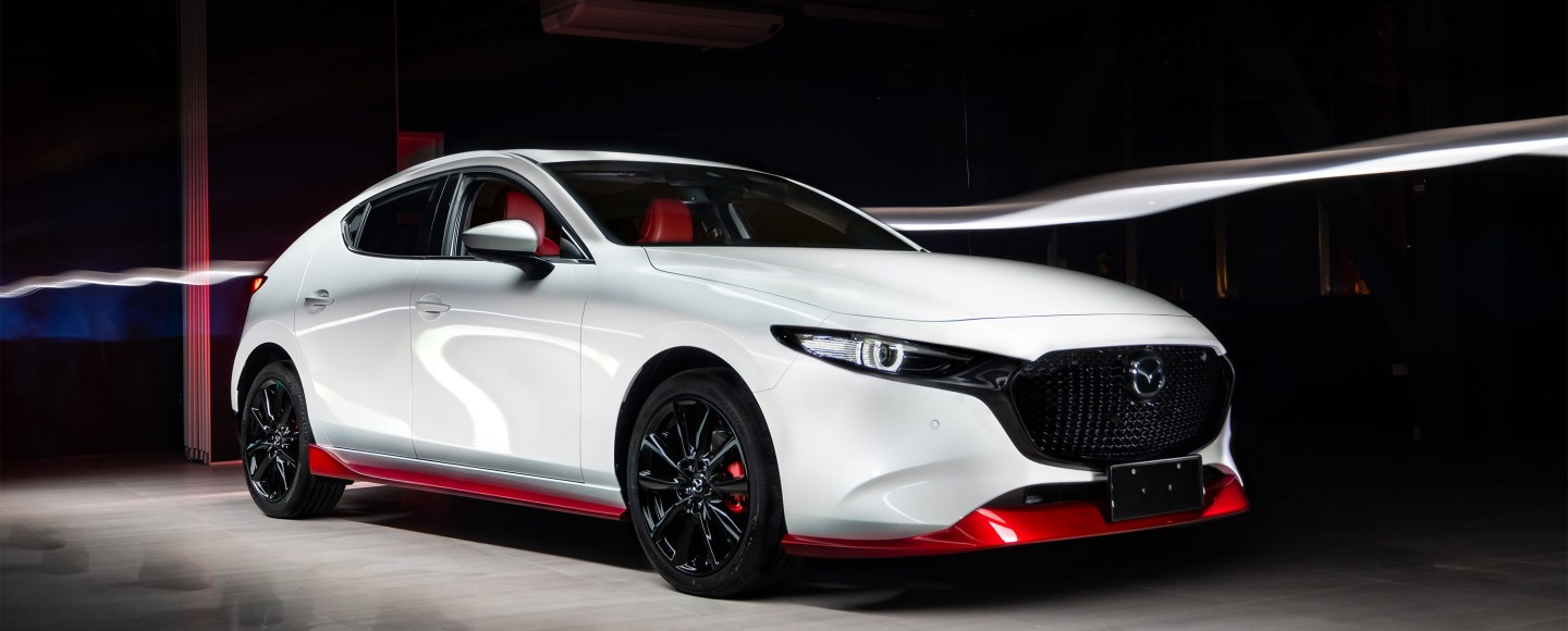 Mazda PH's Latest Unveiling Is This 2020 Mazda 3 edition100