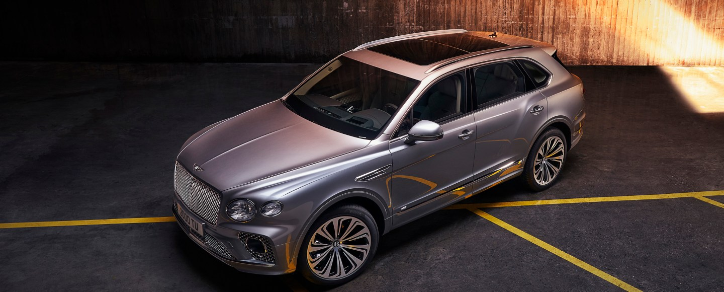 Facelifted 2021 Bentley Bentayga Is More Luxurious Than Ever