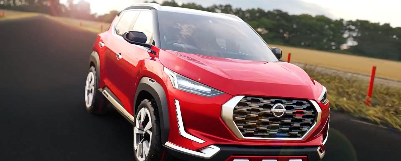 Nissan Magnite Concept Previews Upcoming Small SUV