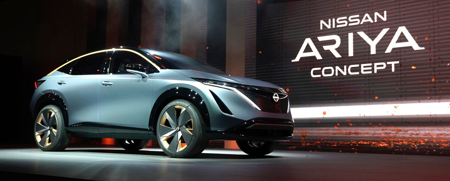 Nissan Ariya Electric SUV Will Debut This July 15, To Be Sold Globally