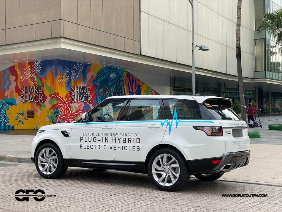 2021 Range Rover Sport PHEV Philippines