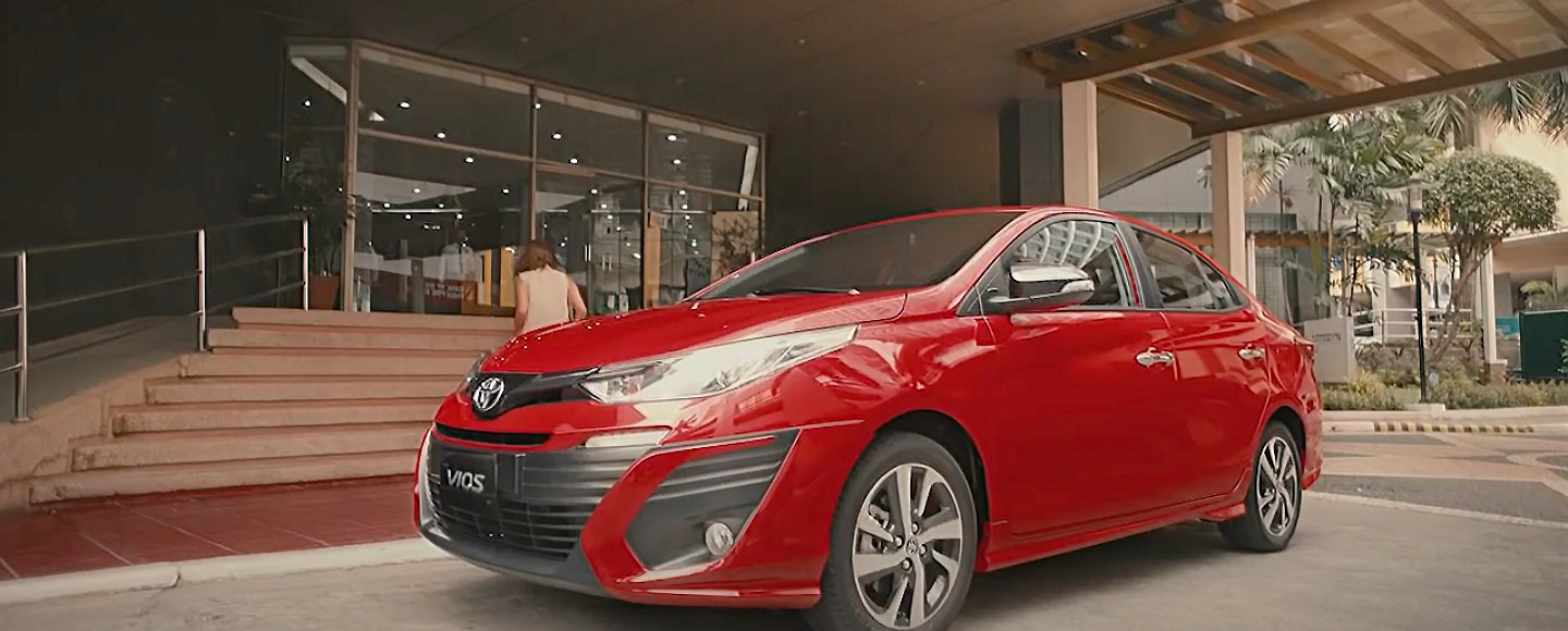 The Toyota Vios 1.5 G Prime Is Available With A P125K Discount This July