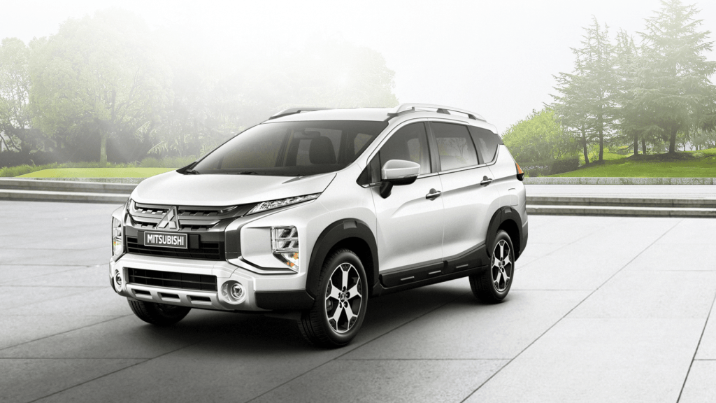 Get The 2020 Mitsubishi Xpander Cross With A P99K Low DP Promo