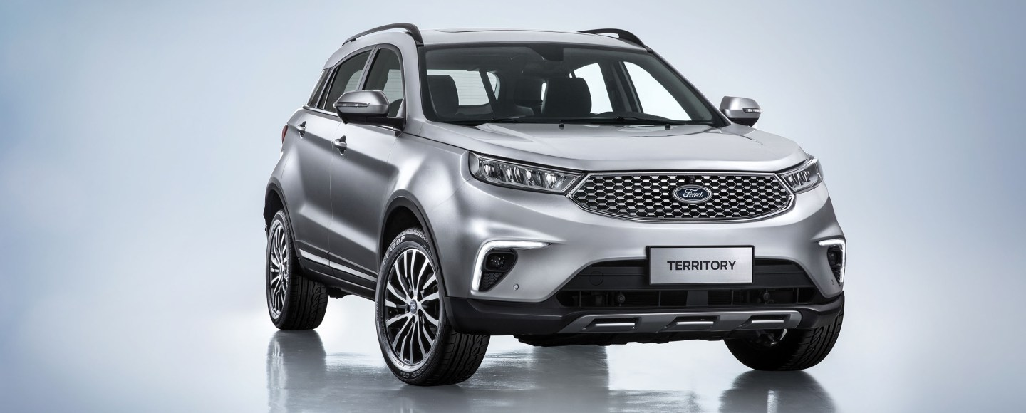 China-Sourced Ford Territory Compact SUV Arriving In PH This August