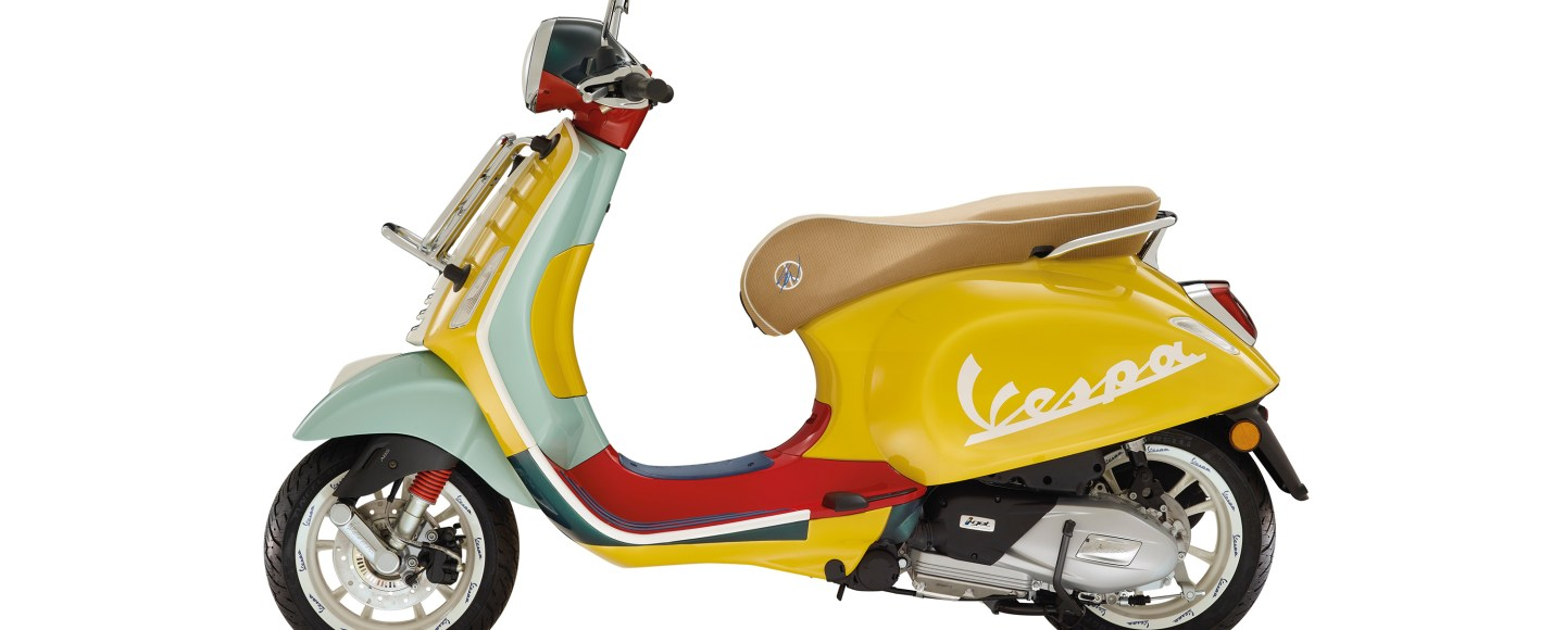 2020 Vespa Primavera 150 Sean Wotherspoon Now In PH For P308K