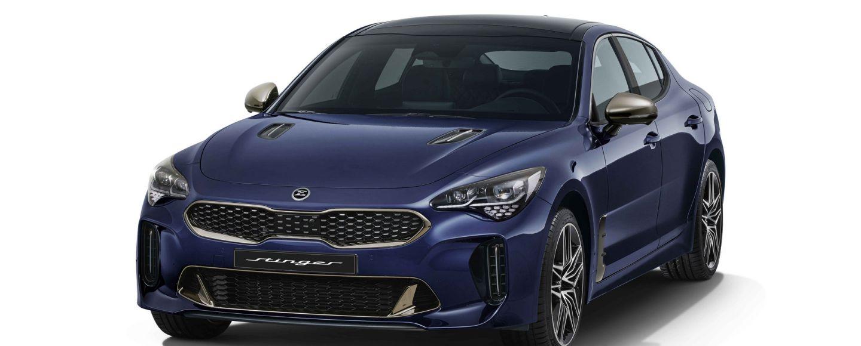 Kia Stinger Sports Sedan Gets Facelifted For 2021