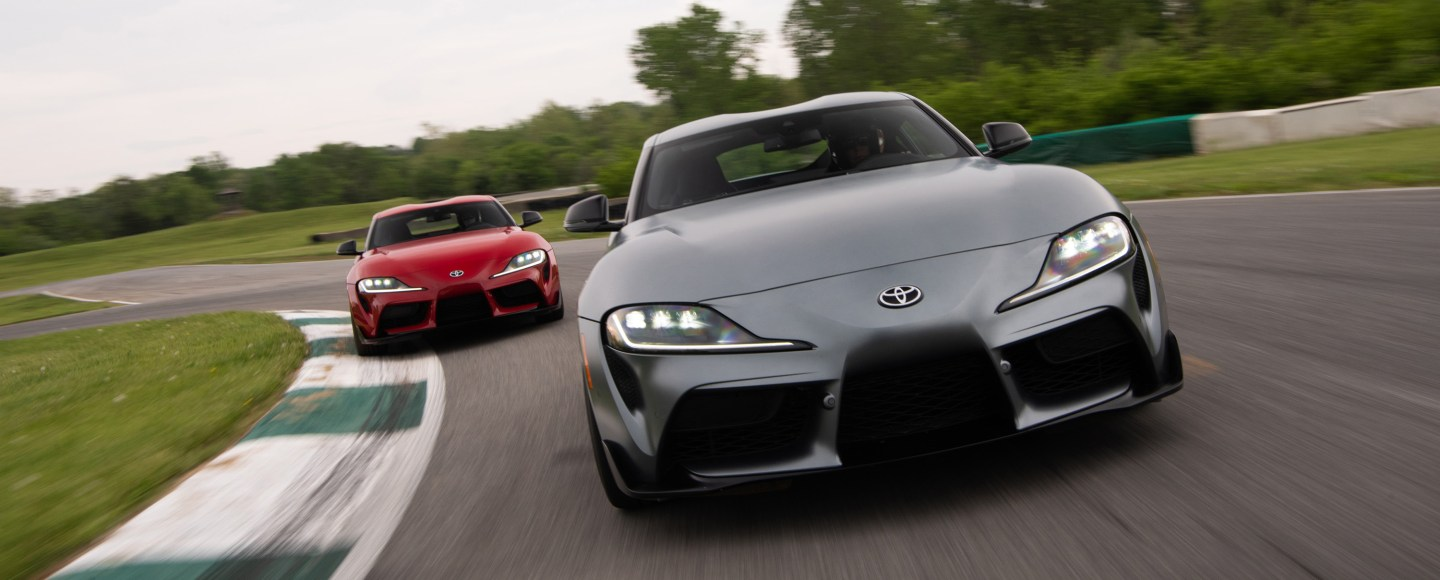 Get The Toyota GR Supra For Under P42K A Month This August