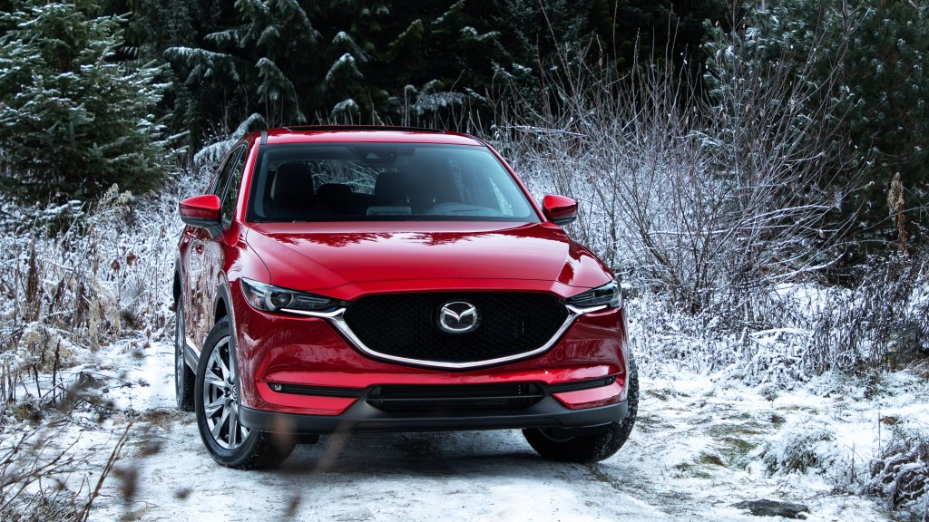 2021 Mazda CX-9 Updated With Large 10.25-Inch Screen On All Variants