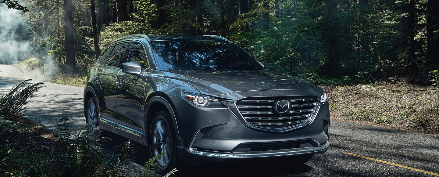 2021 Mazda CX-9 Updated With New Grille, 10.25-Inch Screen