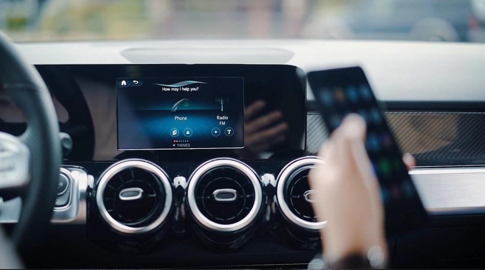 2021 Mercedes-Benz GLB 200 AMG Line Interior Philippines