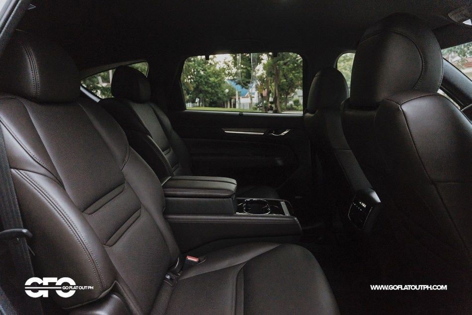 2020 Mazda CX-8 AWD Exclusive Captain's Chairs