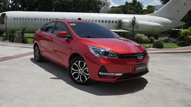 2021 Chery Arrizo 5e is PH's Most Affordable EV, Has 401 KM Range