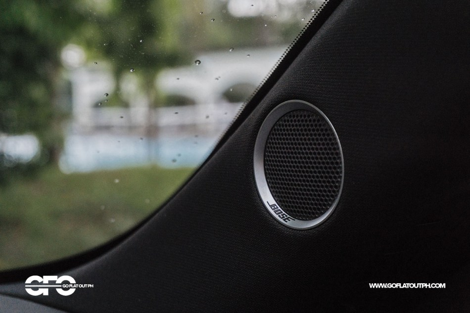 2020 Mazda CX-8 Bose Sound System