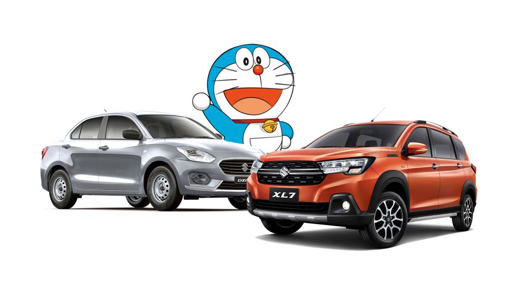 Suzuki PH Offers Cash Discounts, Doraemon Kits This August