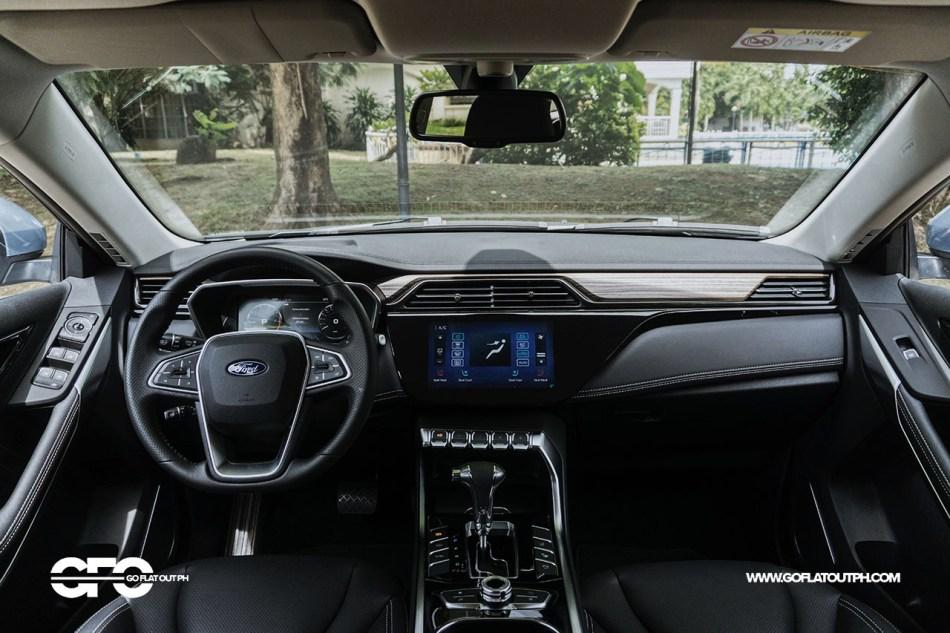2021 Ford Territory Titanium Interior