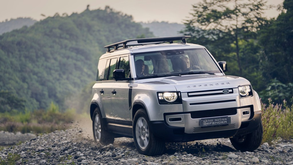 2021 Land Rover Defender Goes On Sale In PH, Starts At P6.310M