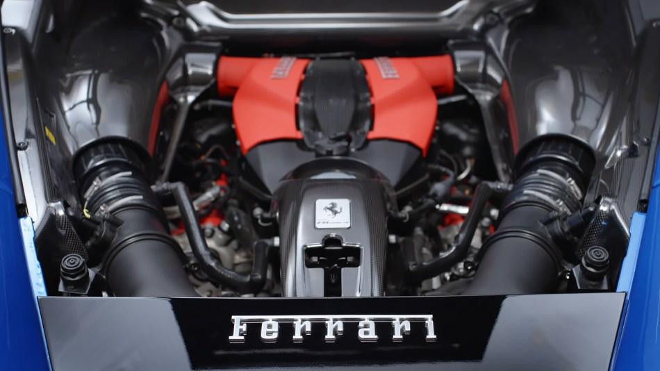 2021 Ferrari F8 Tributo Philippines