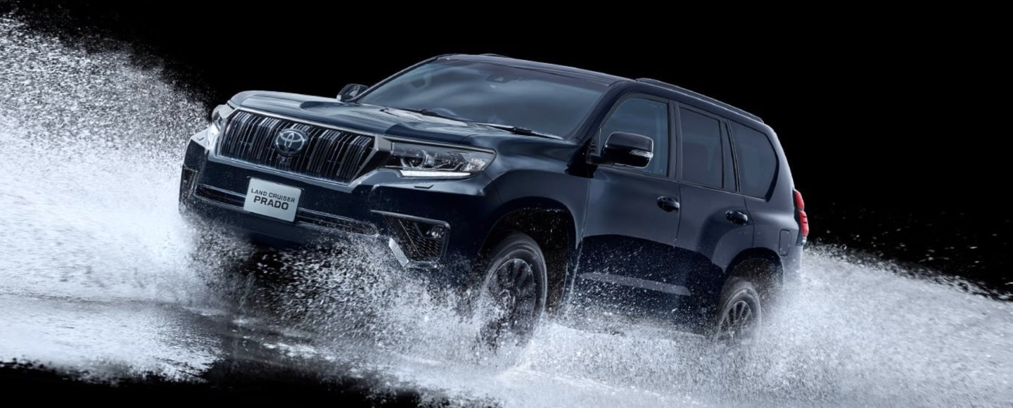2021 Toyota Land Cruiser Prado Gets Updated Fortuner's Diesel Engine