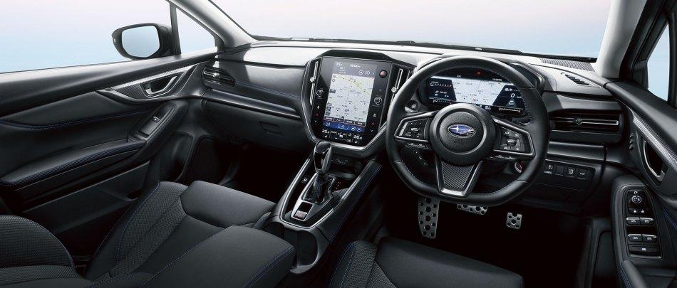 2021 Subaru Levorg Interior