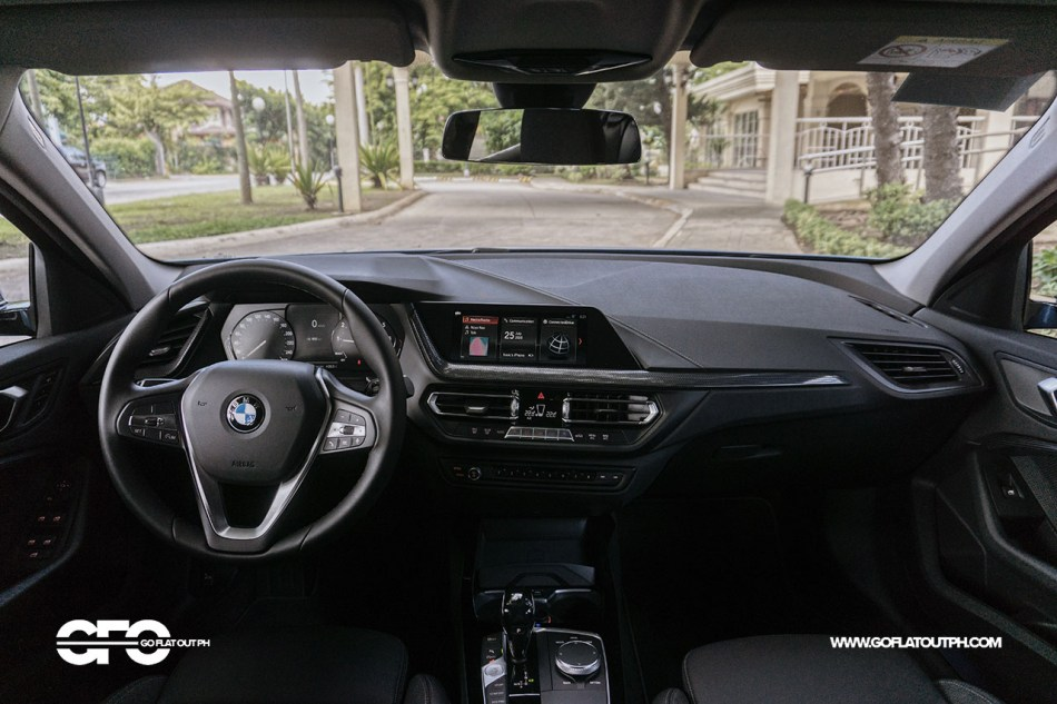 2020 BMW 118i Sport Interior Philippines Review