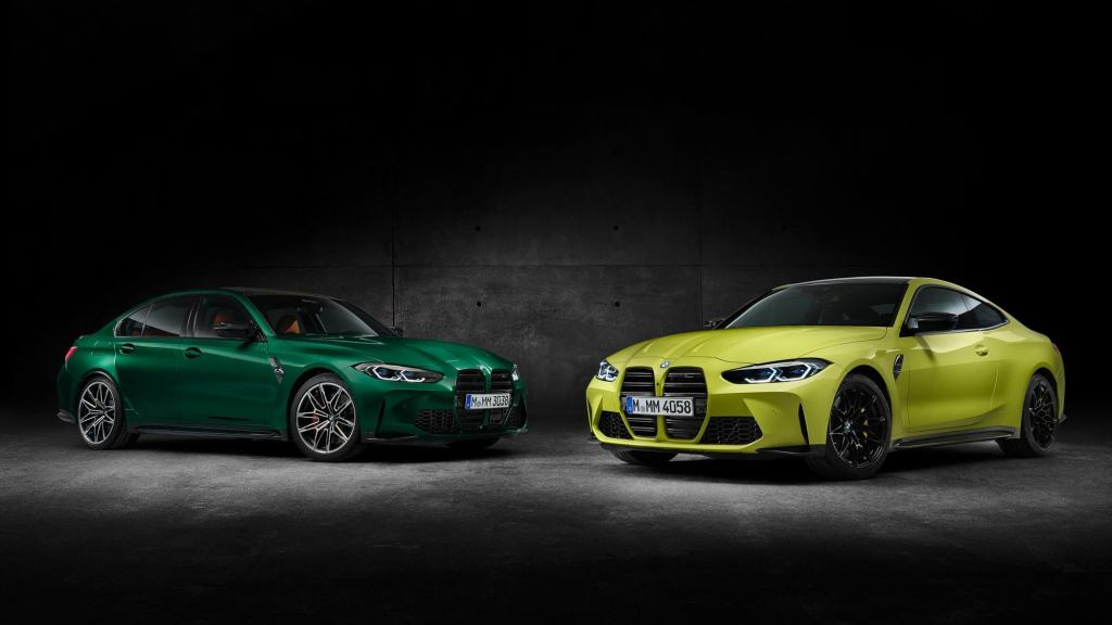 All-New BMW M3 And M4 Leaked Online Prior To Official Launch