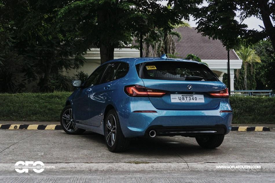 2020 BMW 118i Sport Rear