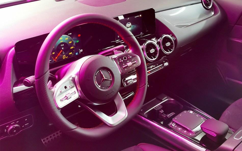 2021 Mercedes-Benz GLA 200 AMG Line Philippines Interior