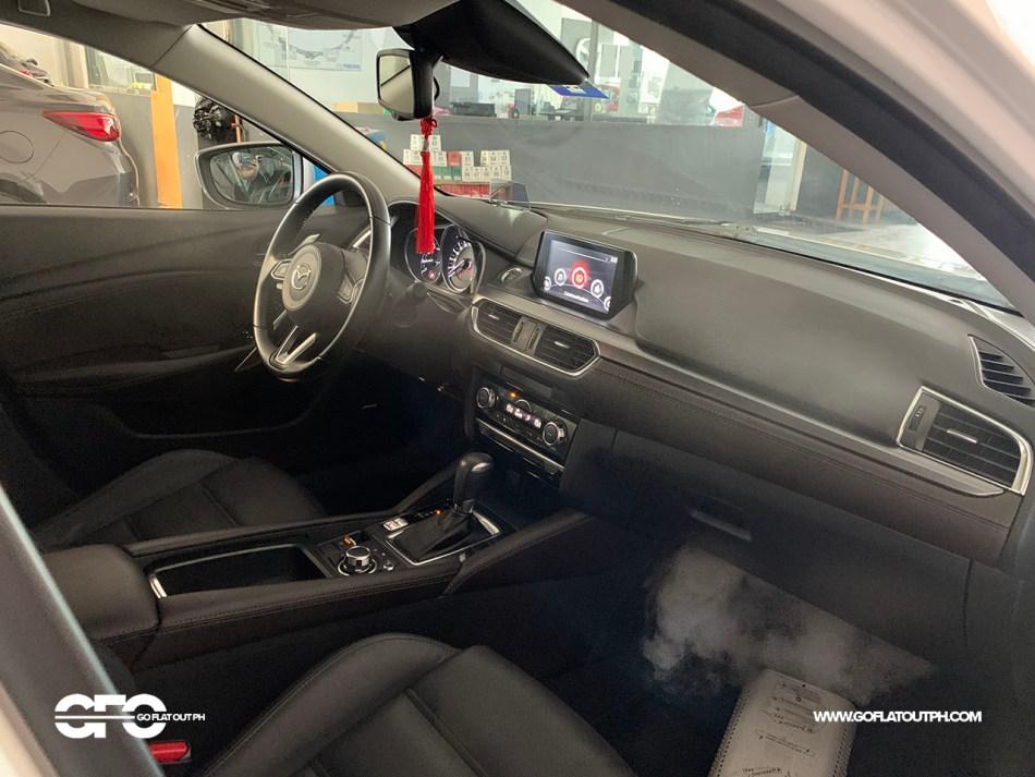 Mazda Sta. Rosa Antibac Service