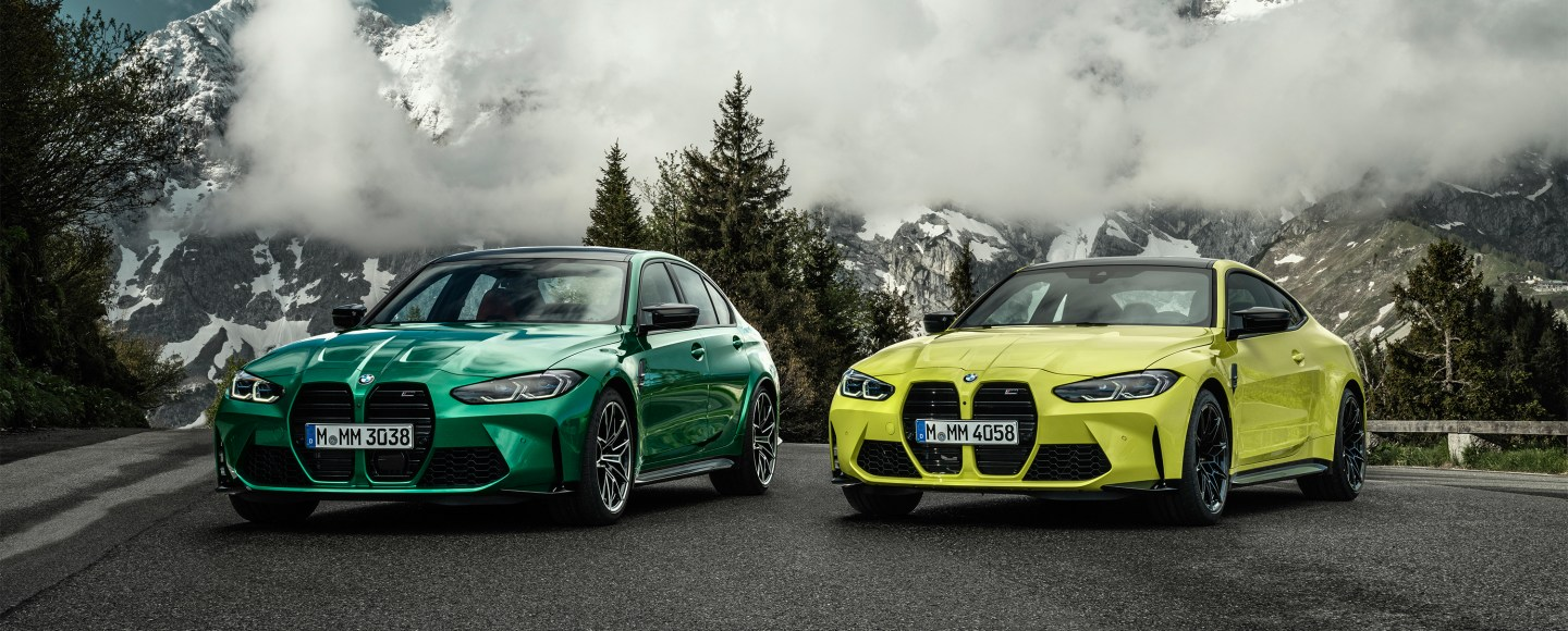 2021 BMW M3 And M4 Officially Unveiled, Produces Up To 503 HP
