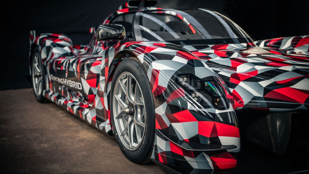 Pre-Production Toyota GR Super Sport Hypercar Debuts At Le Mans