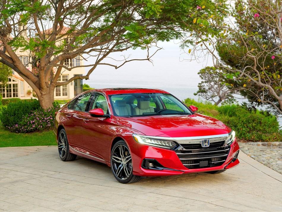 2021 Honda Accord Touring Hybrid