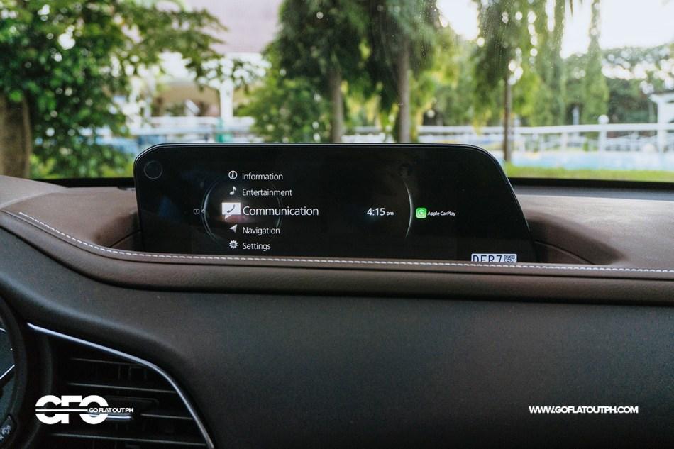 2020 Mazda CX-30 Infotainment