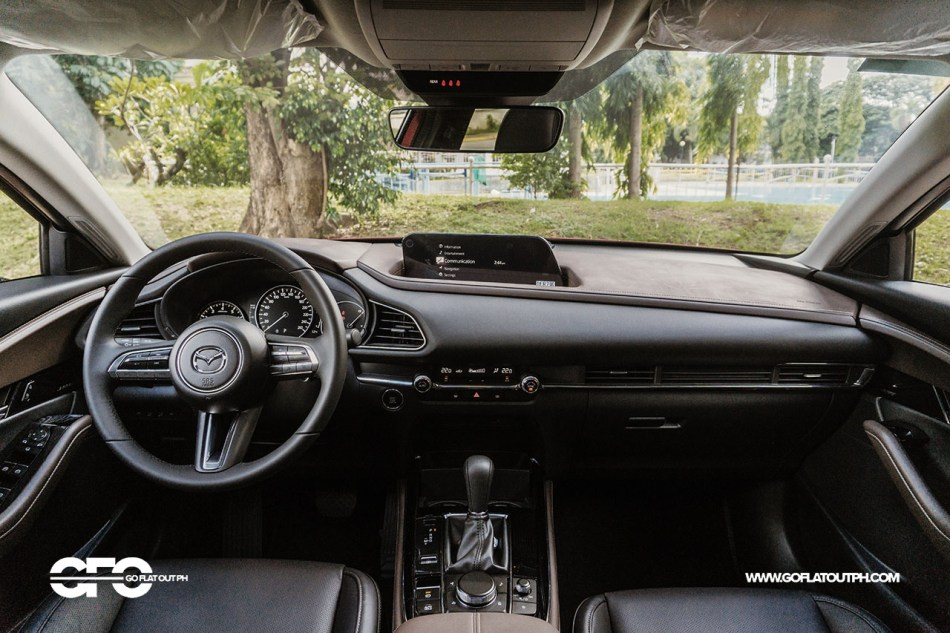 2020 Mazda CX-30 AWD Sport Interior