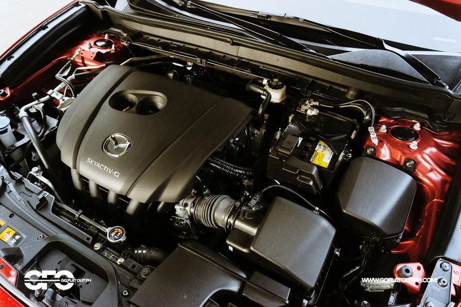 2020 Mazda CX-30 2.0-liter Skyactiv-G