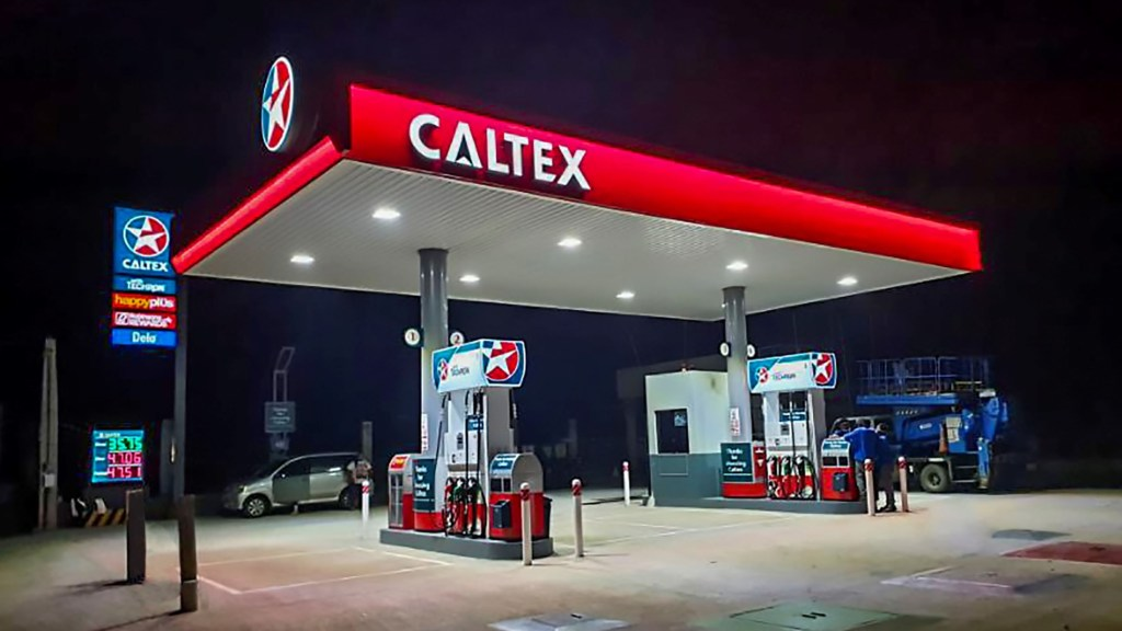 Caltex PH Has Already Open 15 New Stations So Far This Year