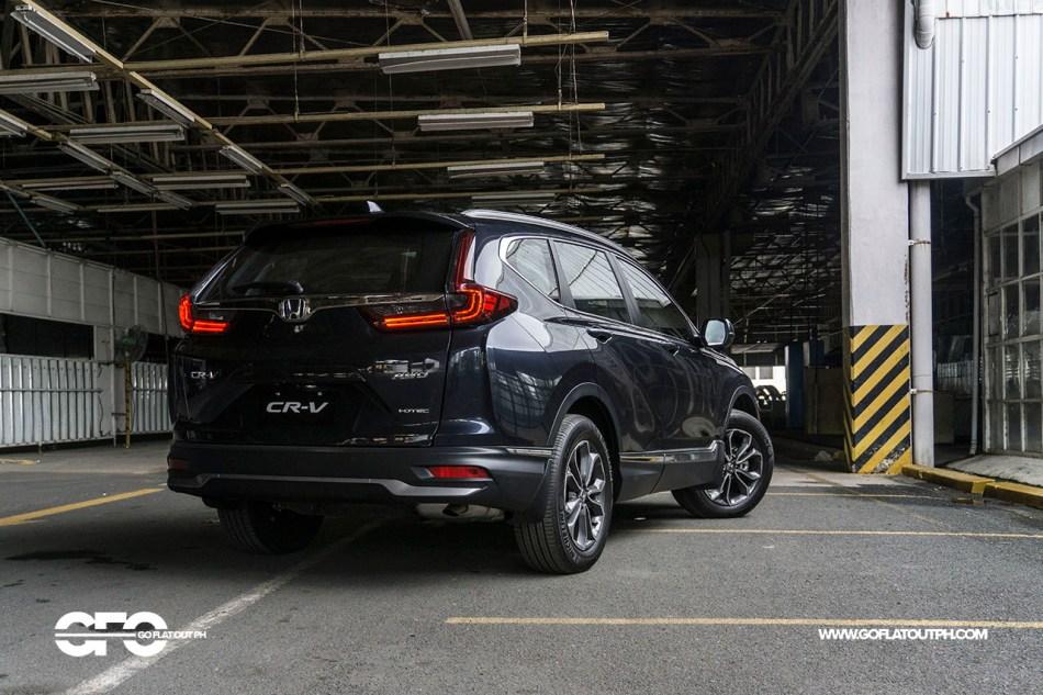 2021 Honda CR-V 1.6 SX i-DTEC AWD Philippines