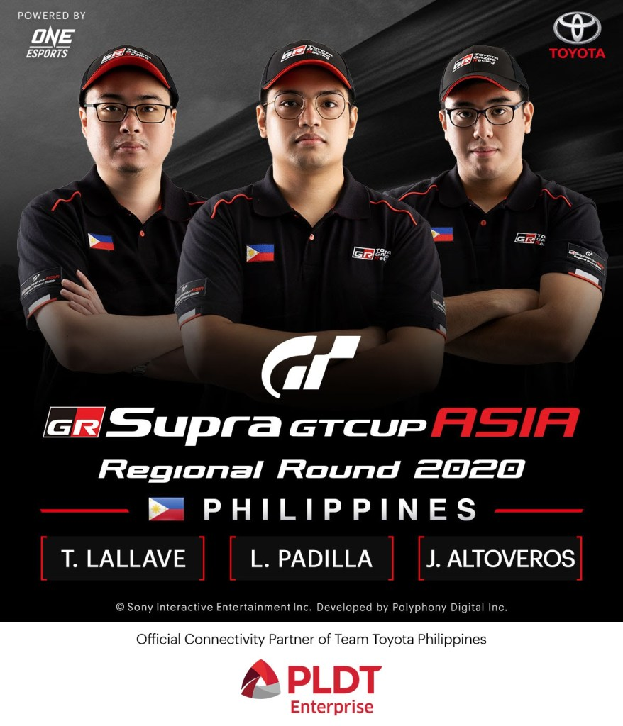 Support Team PH This Weekend At The Toyota GR Supra GT Cup Asia