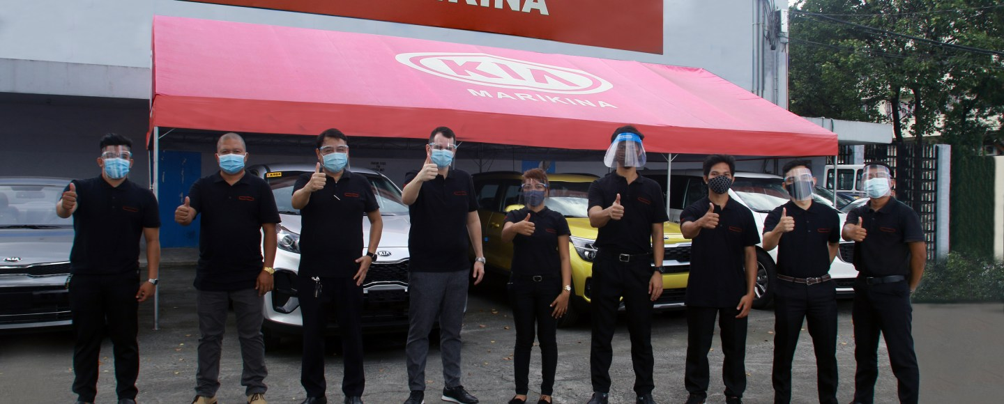 Kia PH Opens Service Center In Marikina