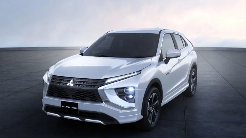 2021 Mitsubishi Eclipse Cross PHEV