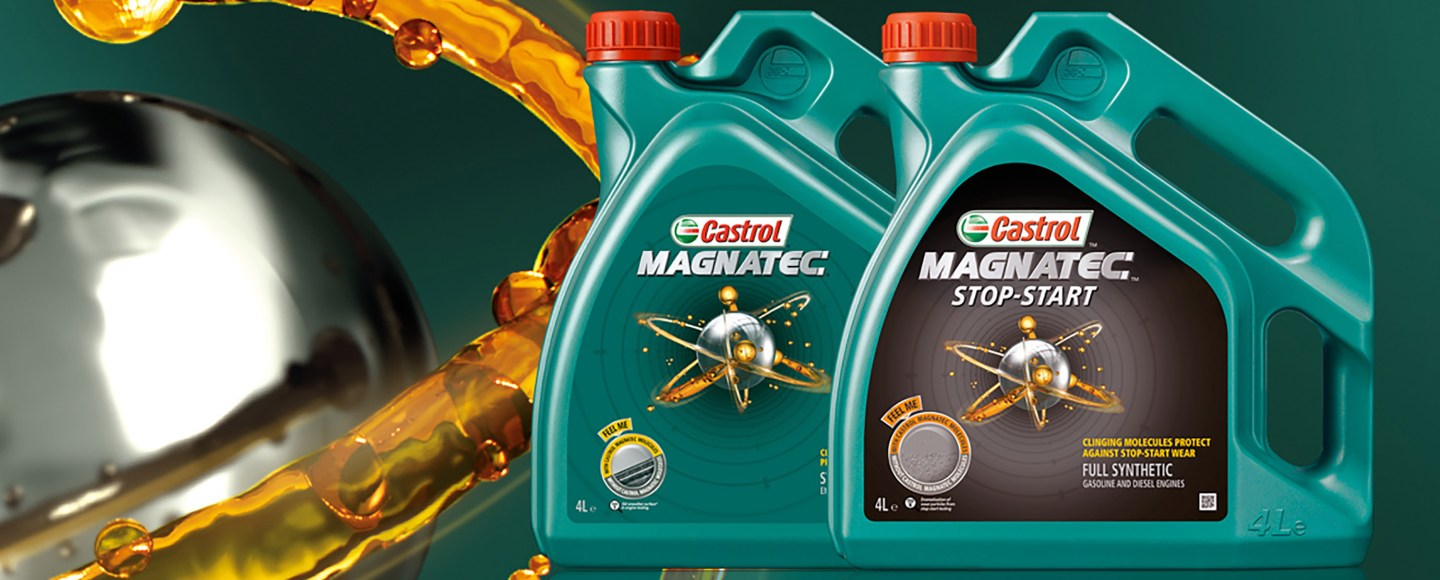 Castrol Magnatec Has Been Designed To Be Used In Stop-Start Traffic