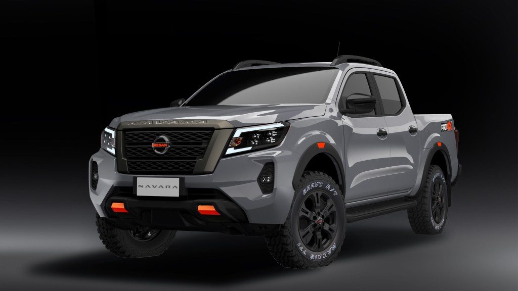 Facelifted 2021 Nissan Navara Unveiled With New PRO-4X Variant