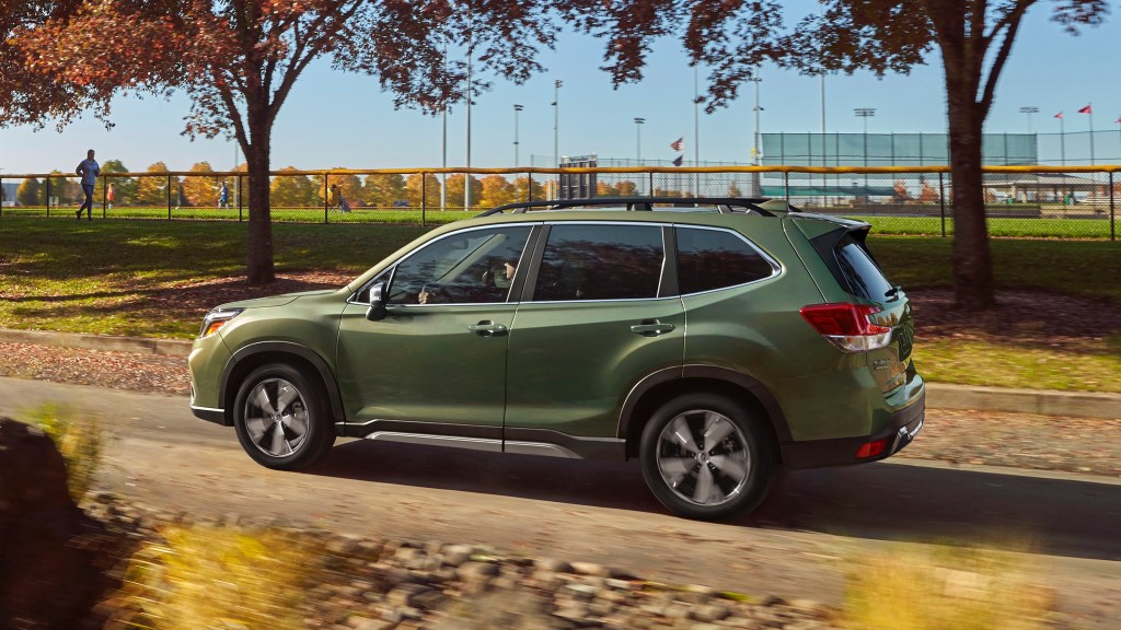 Get The Subaru Forester With Discounts Of At Least P150K This November