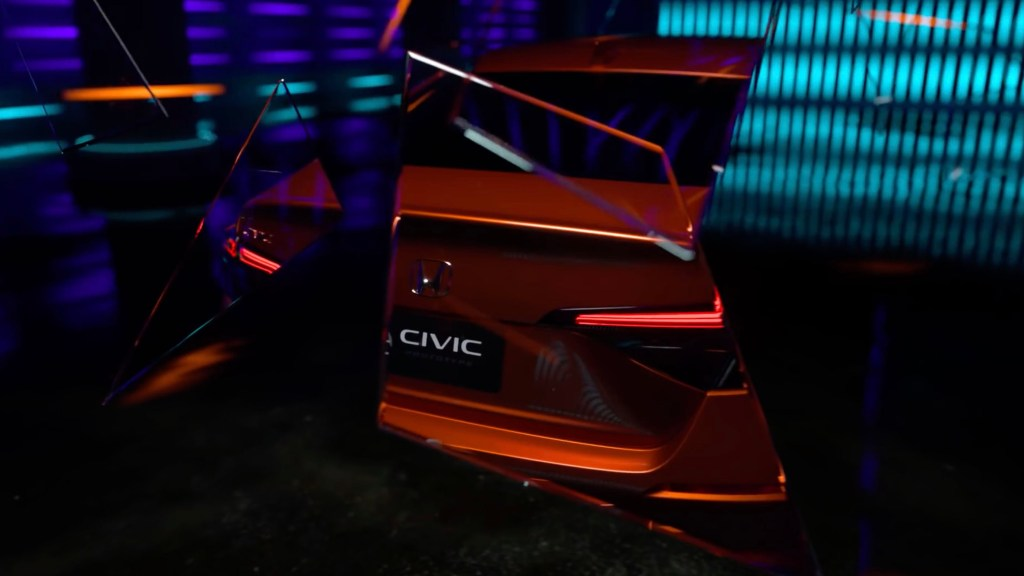 Next-Generation Honda Civic Teased, To Debut This November 17